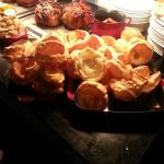 Just a few Yorkshires. Take your pick.