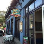 This our favorite breakfast spot on the island - especially the 7 grain pancakes.
