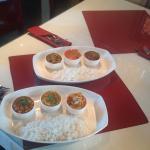Veg& non veg thali