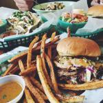 Pork al Pastor sanwich