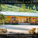 South Fork Mountain Lodge Wyoming