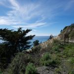 Coast near Lucia