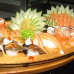 Sushi moderno e Bom atendimento e ótima comida !!!