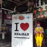 Proximidade Kao San Road