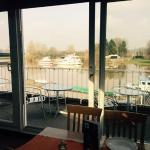The view from the Boathouse