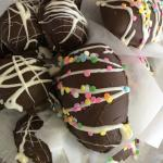 Homemade Peanut butter Easter eggs and other sweet treats!