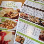 dined at Olive Garden Friday March 11, 2016