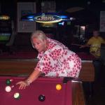 pool queen...
