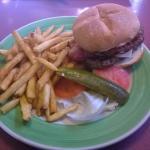 Burnside Bacon BBQ Burger