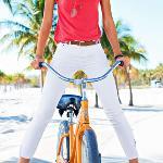 cruiser bike for beach playa playa del ingles maspalomas gran canaria