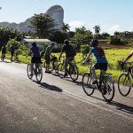 eco natural bicycle tour playa del ingles maspalomas gran canaria