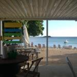 Relax ,drink, eat  and ENJOY this beach bar location