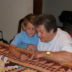 Core Sound Quilters -- Here every Tuesday