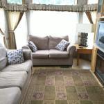 Cabin #7 Living Room