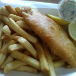 Perch and Chips