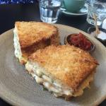 The Croque Monsieur