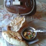 Butter chicken& chicken jalzrazi