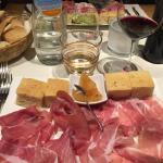 Pranzo squisito, a Verona