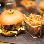 Burger Pulled Pork, une tuerie