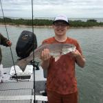 Limit of redfish what more can you ask for!
