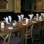 Function room available.. food to suit every palate..cocktail  class.