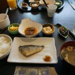 Japanese breakfast to die for