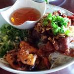 Seafood & Short rib vermicelli