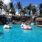 Bumper Boats in Paradise!