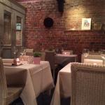 Restaurant Couvert Foto