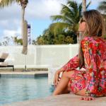 Tunics by Anguilla-based Sal e Mare, XS - XXL {$50}