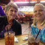 Betty and Cheryl