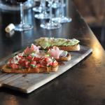 The Famous Bruschetta Trio. 9 to Choose From!
