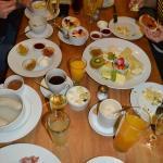 Frühstück für 5 :-)