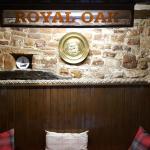 Inside the Royal Oak