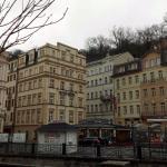 Hotel Ruze Karlovy Vary Foto