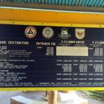 Private Tour price list on Sta. Lourdes Honda Bay Wharf