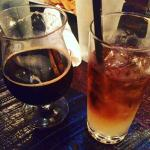 Excellent drink menu! Hardywood ginger bread stout and dark & stormy. Definitely recommend!