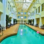Atrium Indoor Pool