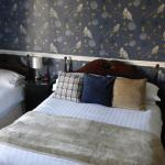 Maison Dieu Dover Kent South England Ensuite Quad (sleeps 2- 4)  views over garden to Dover Cast