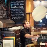 Dough juggling