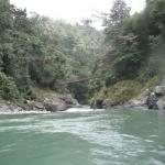 Views down the river