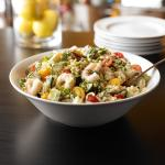 Orzo Bay Shrimp Salad