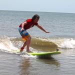 Surf Lessons at Panama Surf School!
