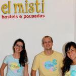 Nosso staff