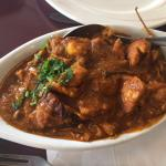 Madras Spicy Chicken