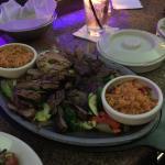 Pork and Beef Fajitas