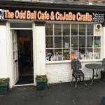 The Odd Ball Cafe