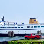 Block Island Ferry at New Shoreham