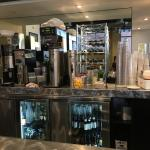 coffee and small wine and beer bar