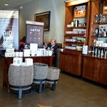 Take-home coffee and goods